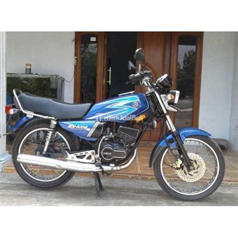 Stiker Rx King 2000 yamaha rx king tahun 2003 warna biru surat lengkap pajak jalan orisinil dijual