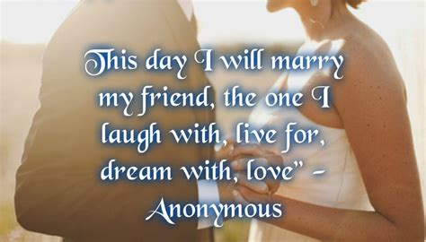 Wedding Day Quotes For by Marriage Quotes For Wedding Day Image Quotes At Relatably