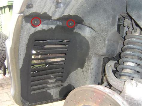 ferrari 360 rear bumper diffuser removal aldous voice