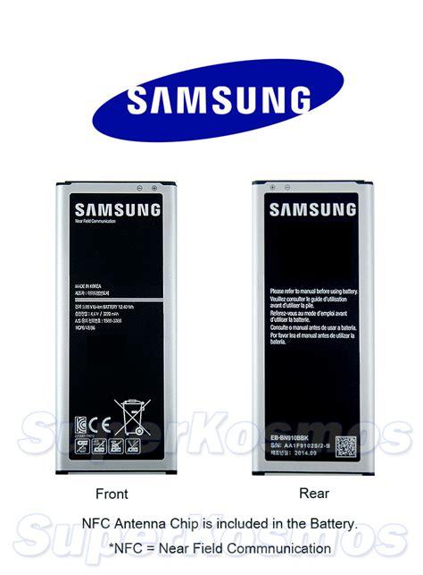 Battery Kit Samsung Galaxy S4 Original genuine original oem samsung galaxy note 4 iv n910 spare