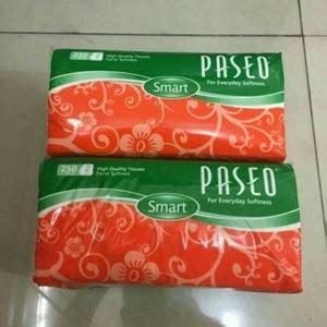 Promo Tisu Tissue Paseo 250sheets jual tissue paseo 250 pcs harga murah jakarta oleh pt tri sakti jaya