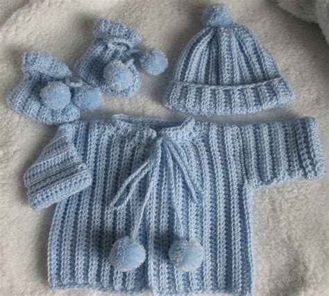 newborn pattern clothes baby boy s sweater outfit made from this free newborn