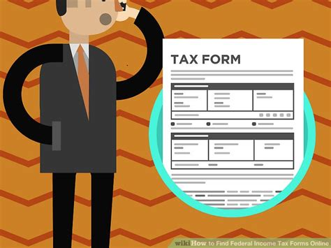4 ways to find federal income tax forms wikihow
