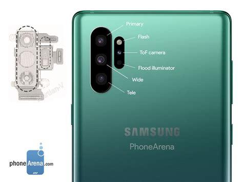 Samsung Galaxy Note 10 Universe by Samsung Galaxy Note 10 Design And Layout Revealed Soyacincau