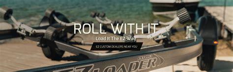 ez loader custom adjustable boat trailers ez loader custom adjustable boat trailers