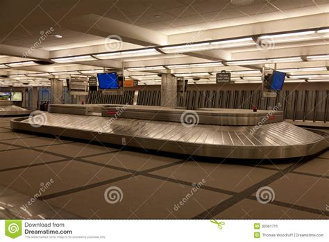 united baggage claim at denver international airport denver airport baggage claim area editorial photo image