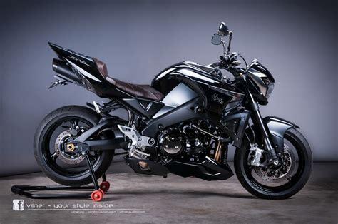 Suzuki By Suzuki B King By Studio Vilner Autoevolution