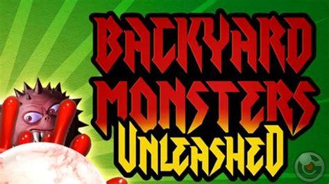 backyard monsters unleashed backyard monsters unleashed iphone ipad gameplay youtube