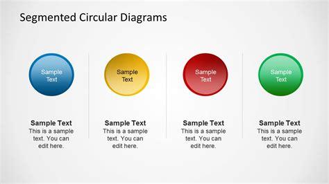 6 steps circular segmented diagram for powerpoint slidemodel 4 step segmented circular diagrams for powerpoint slidemodel