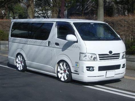 Toyota Hisce Pakajunk Toyota Hiace Custom