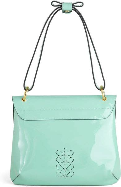 Daydream Bag 2 by Modcloth Orla Kiely Winter Daydream Bag In Green Lyst