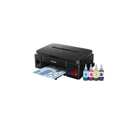 Printer G 3000 canon pixma g3000 refillable ink tank wireless all in one
