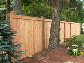 Wooden Privacy Trellis Custom Wood Privacy Fence Wood Fence Wood