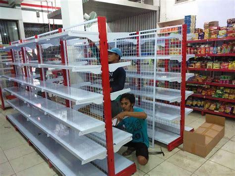 Rak Minimarket Supermarket jual rak supermarket rak minimarket rak swalayan dan rak