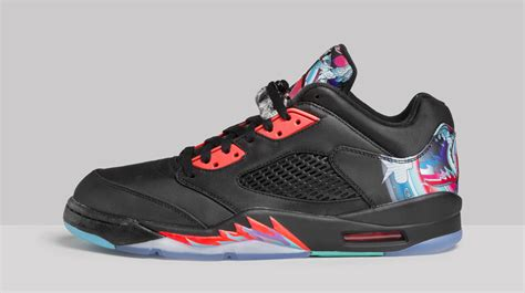 new year 5 release air 5 low china 2016 sneaker bar detroit
