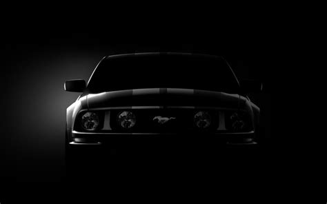 Car Wallpaper Hq 3d And Black by Black Ford Mustang Wallpapers Free Gt Minionswallpaper