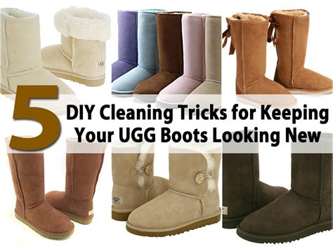 how to clean ugg slippers without ugg cleaner 8 diy cleaning tricks for keeping your ugg boots looking