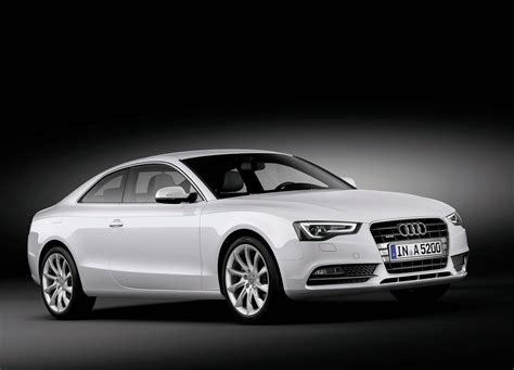 audi a5 colours audi a5 coupe white colour car pictures images