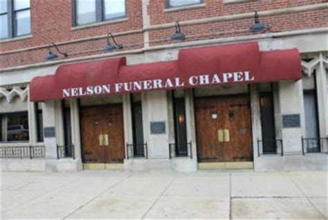 Nelson Funeral Home by Center With Theater Bar Taqueria Could Replace