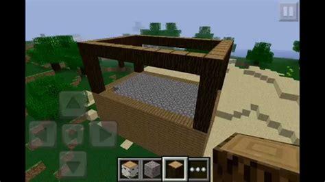 minecraft pe bedroom minecraft pe tutorial 5 bedroom and watch tower youtube