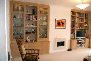 Living Room Cabinet Furniture Fitted Living Room Furniture In Kent