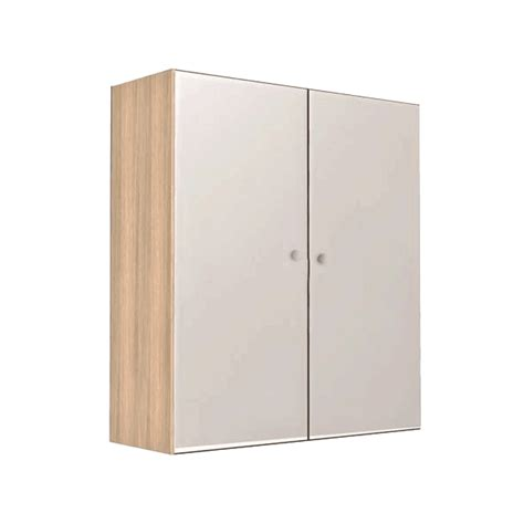 vio bathroom furniture vio mirror cabinet oak 600 x 175 x 660mm