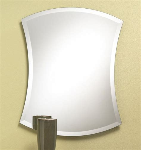 24 X 42 Frameless Mirror by 31 Best Frameless Mirrors Images On Frameless