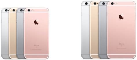 iphone 6 color choices iphone 7 rumored to be waterproof possibly adopt non