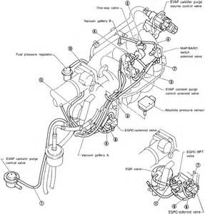 1999 Nissan Maxima Vacuum Hose Diagram 1997 Nissan Sentra I Need A Vacuum Hose Routing Diagram