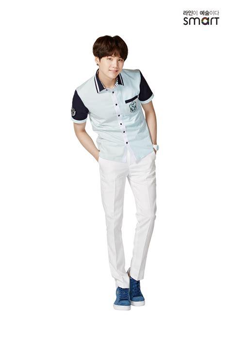 bts x smart picture bts x smart school uniform 170320