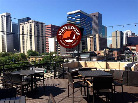 the view house denver denver s viewhouse eatery bar and rooftop expands menu