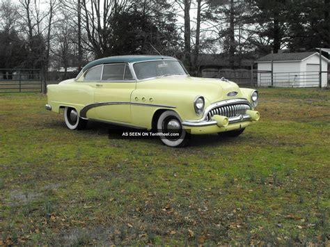 2 Door Buick by 1953 Buick Special 2 Door Hardtop Strait 8