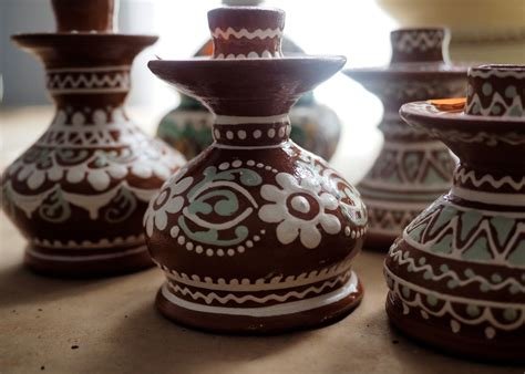 slip decoration techniques  pottery