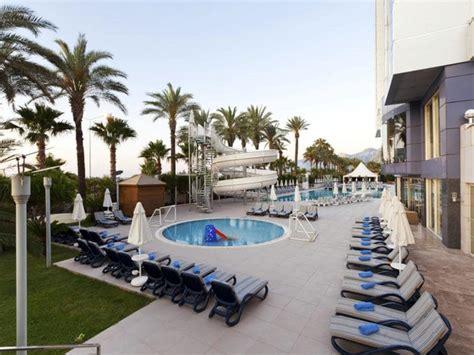 hotel porto bello porto bello hotel resort spa antalyacity antalya all