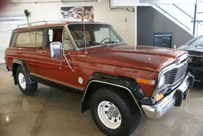 Jeep Chief 1979 1979 Jeep Chief S Limited Used Inventory