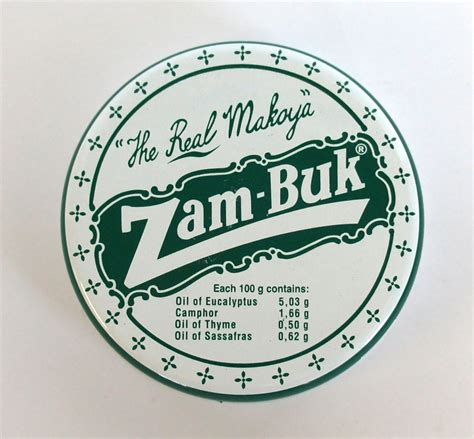 Zam Buk zam buk ointment 60g large tin