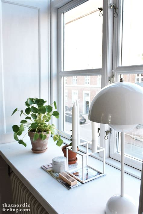 Window Sill Inspiration Updated Window Sill That Nordic Feeling