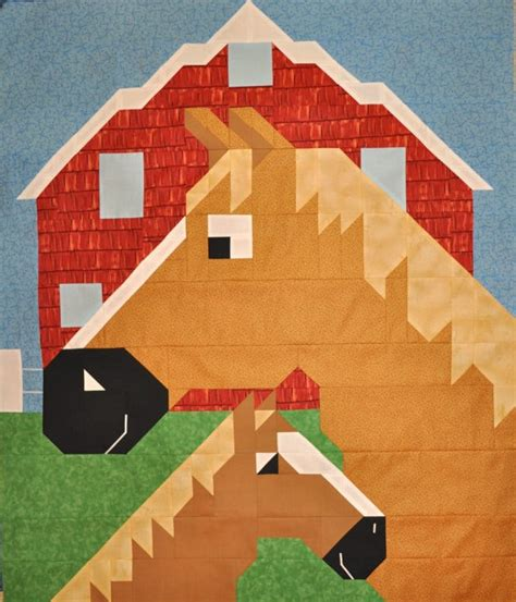 horse pattern quilt kits 1000 images about horse quilts on pinterest horse quilt
