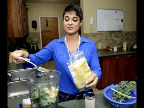 Natalie Murray 3 Day Detox by Detoxing After Restaurant Week Flair Jamaica Gleaner