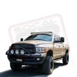 Dodge Ram Led Light Bar Light Bar Roof Mount Brackets For 50 Quot Led 2002 2008 Dodge Ram 1500