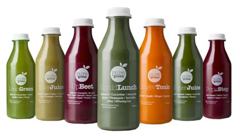Vegetable Juice Detox Delivery by Green 3 Day Juice Cleanse The Inbox