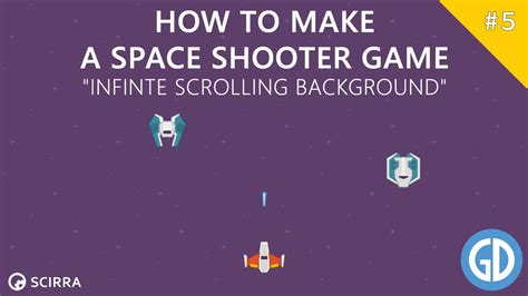 tutorial construct 2 shooter 5 how to make a space shooter game infinte scrolling