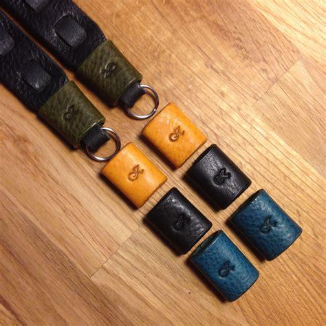 Kamera Leather Neck kenjileather limitless leather