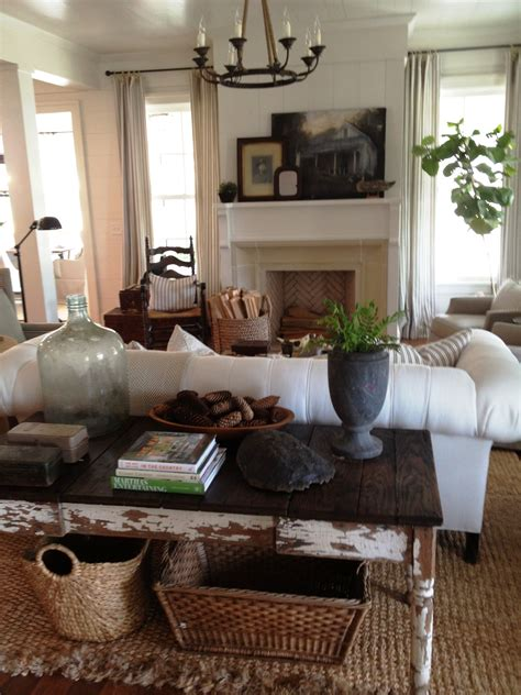 Southern Living Family Rooms | 2012 southern living idea house through our eyes living