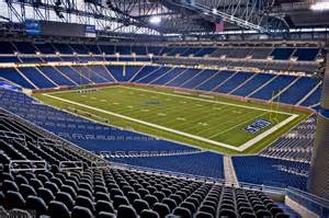 Ford Field Detroit Mi Andrew Potter Photo Ford Field