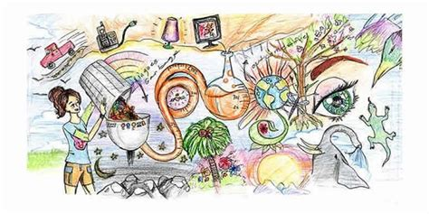 doodle how to make energy picture of the day anchorage sixth grader alys korosei s