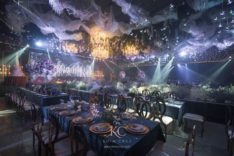 Davao Debut Enchanted Forest of Juhlia   Khim Cruz