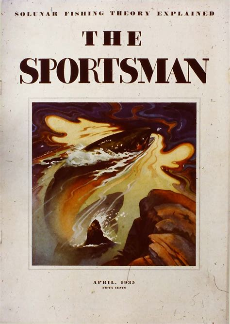 the sportsman magazine covers the sportsman