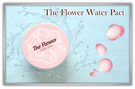 Secretkey The Water Flower Pact Light Beige marjolein kucmer secret key the flower water pact 1 light beige extended haul review