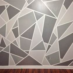 wall paint patterns best 25 geometric wall ideas only on pinterest
